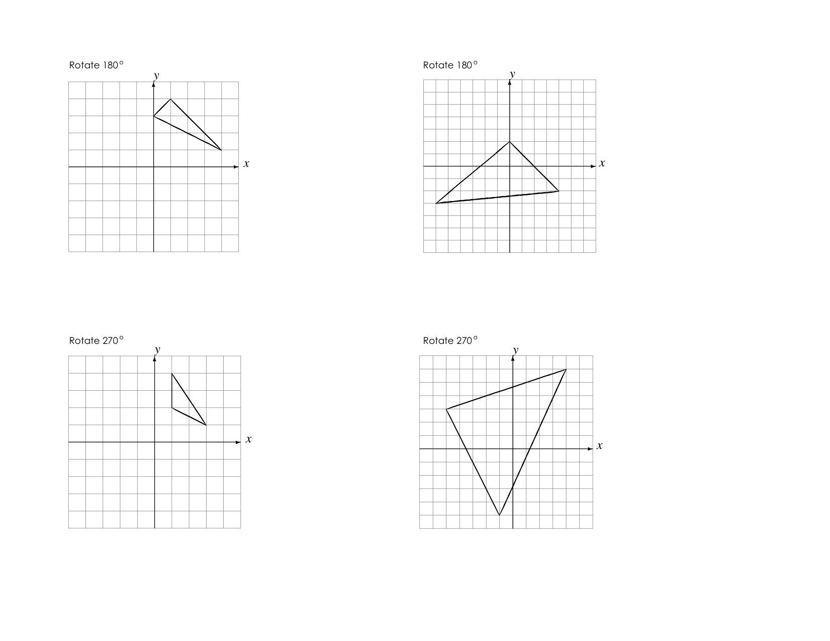 worksheet Rotation Math Worksheets rotations worksheet free worksheets library download and print geometry transformations worksheets